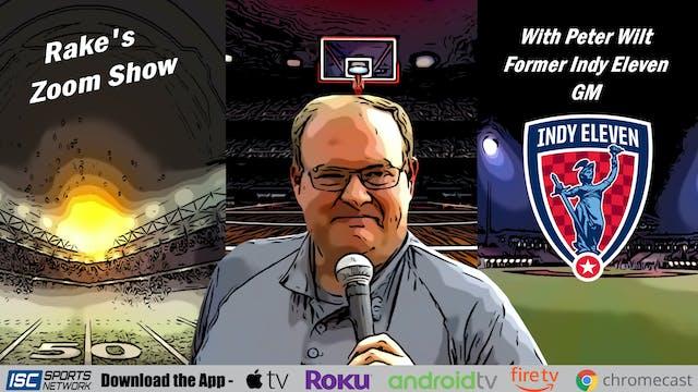 Rake's Zoom Show: Ep4 Peter Wilt