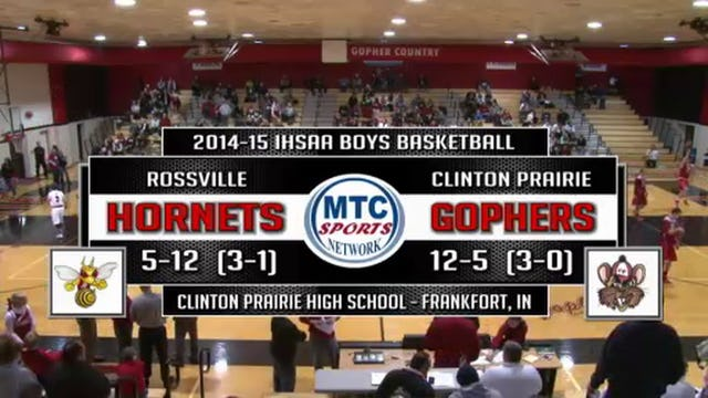 2015 BBB Rossville at Clinton Prairie