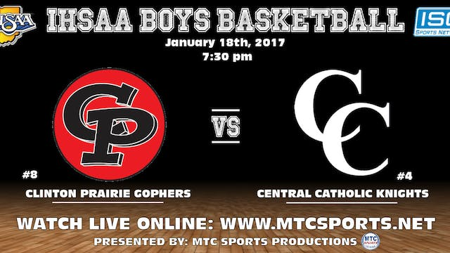 2017 BBB Clinton Prairie at Central C...
