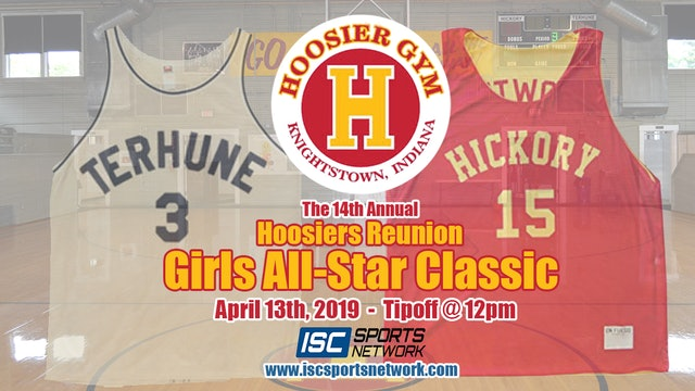 2019 Girls Hoosiers Reunion All-Star Classic