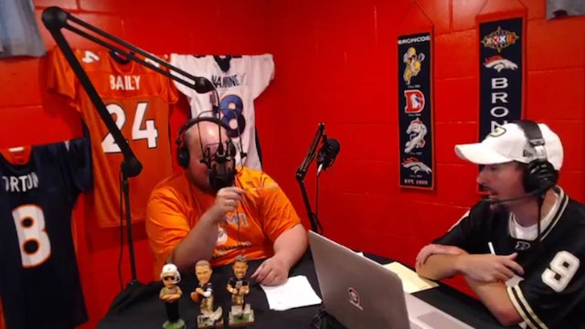 The Tan and JMan Show: College Football Preview Show