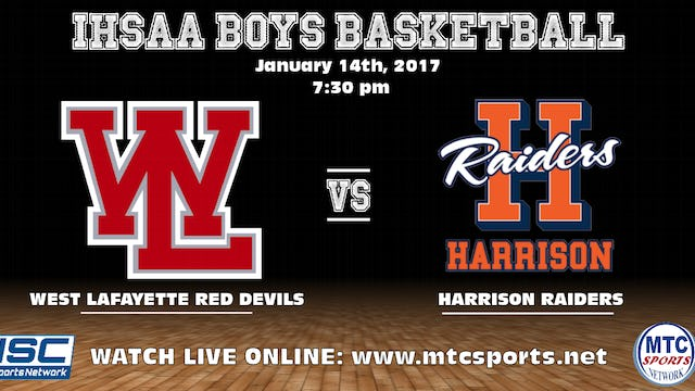 2017 BBB West Lafayette at Harrison