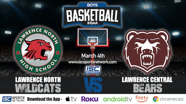 2020 IHSAA BBB Lawrence North vs Lawrence Central