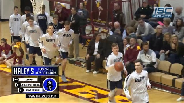 2018 BBB Central Catholic at McCutcheon