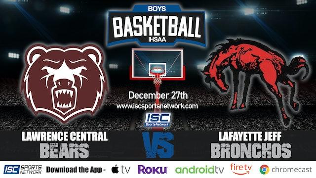 2019 HOF BBB Lawrence Central vs Lafayette Jeff