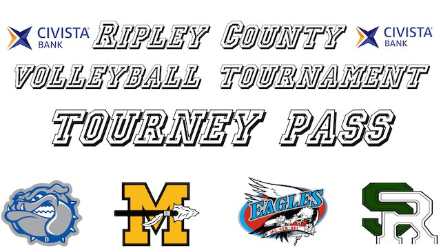 2020 Ripley Co. Volleyball Tournament 9/12/20