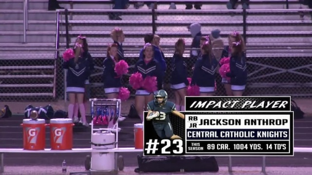 2014 FB Central Catholic at Rensselaer