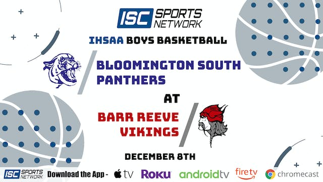 2020 BBB Bloomington South at Barr Reeve