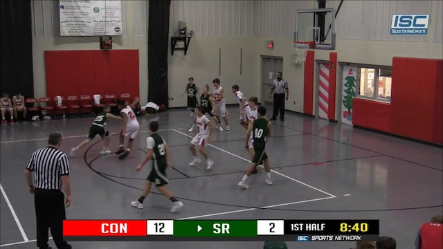 8th grade Connersville vs South Ripley Crosstown Classic