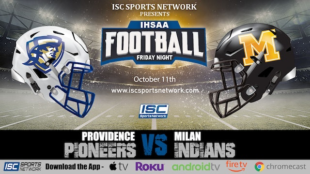 2019 FB Providence at Milan