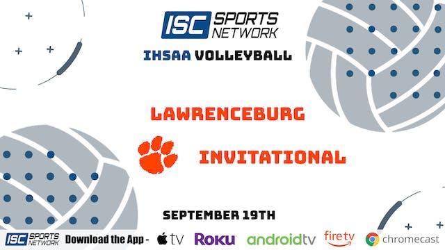 2020 VB Lawrenceburg Invitational 9/19/20