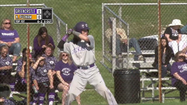 2016 BB PCT Greencastle vs North Putnam