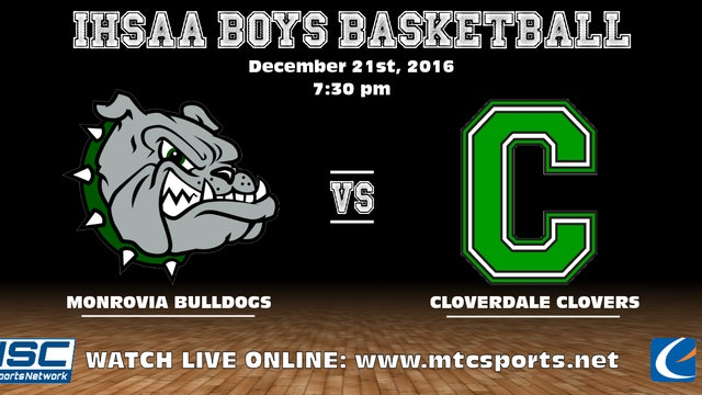 2016 BBB Monrovia at Cloverdale
