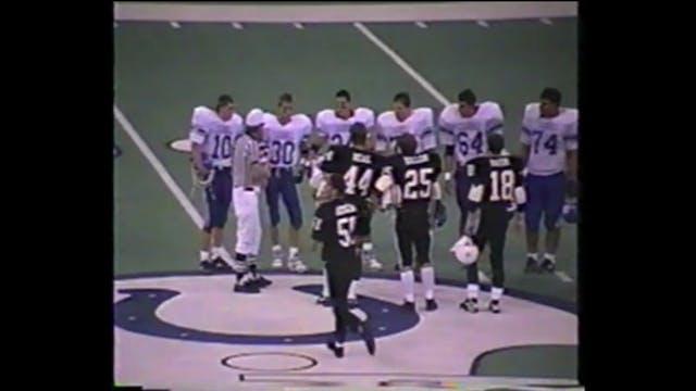 1992 FB Carroll vs Clinton Prairie