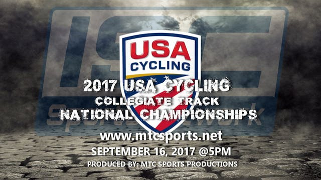 USA Cycling Track National Championships