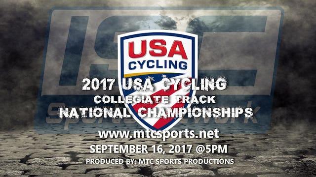USA Cycling Track National Championships