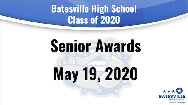 Batesville Senior Awards