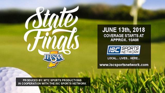 2018 IHSAA Golf State Finals