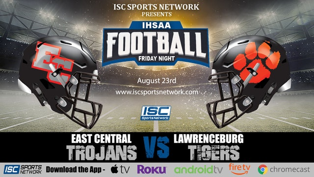 2019 FB East Central at Lawrenceburg