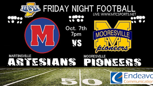 2016 FB Martinsville at Mooresville