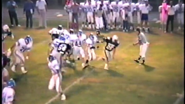 1988 FB Carroll at Clinton Prairie