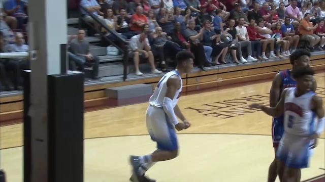2019 IBCA Indiana vs Kentucky Trayce Jackson Davis Dunk