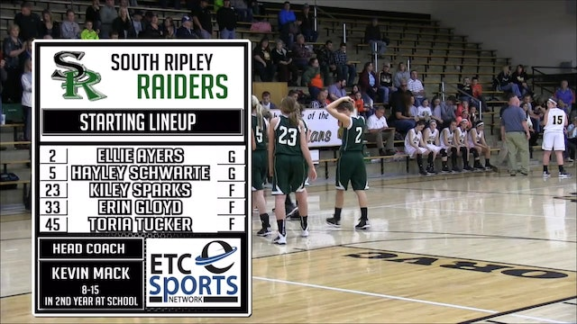2014 GBB South Ripley at Milan