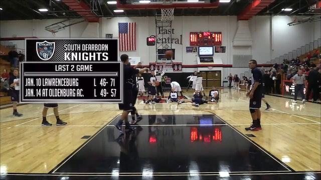 2015 BBB South Dearborn at East Central