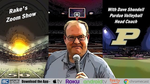 Rake's Zoom Show: Dave Shondell