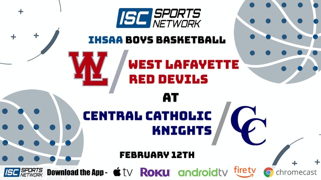 2021 BBB West Lafayette at Central Catholic 2/12