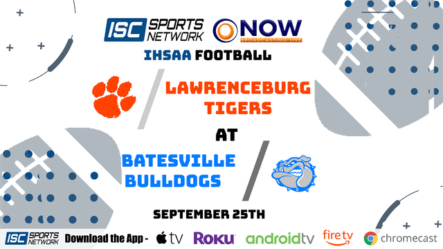 2020 FB Lawrenceburg at Batesville - Part 7