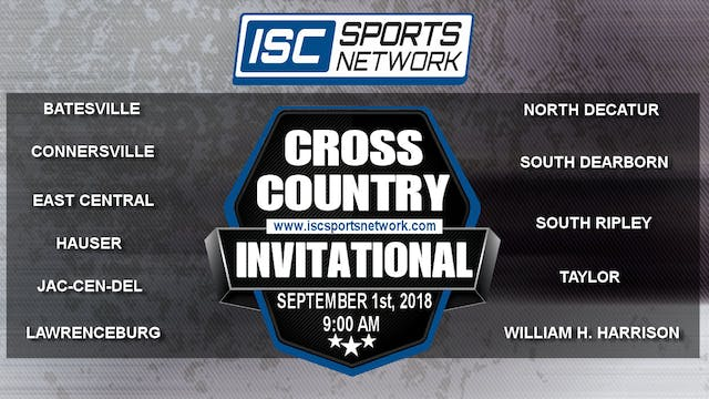 2018 CC Invitational at East Central
