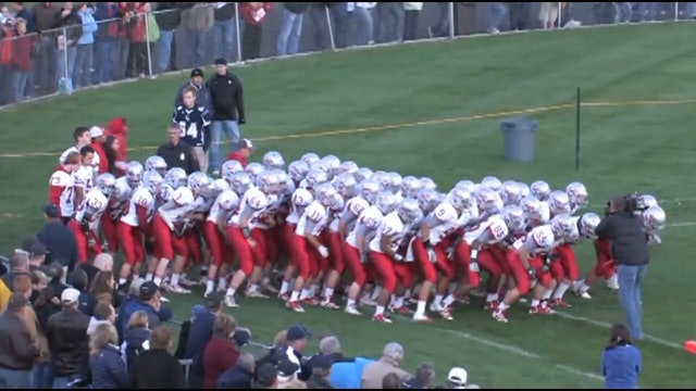 2011 FB West Lafayette at Central Catholic