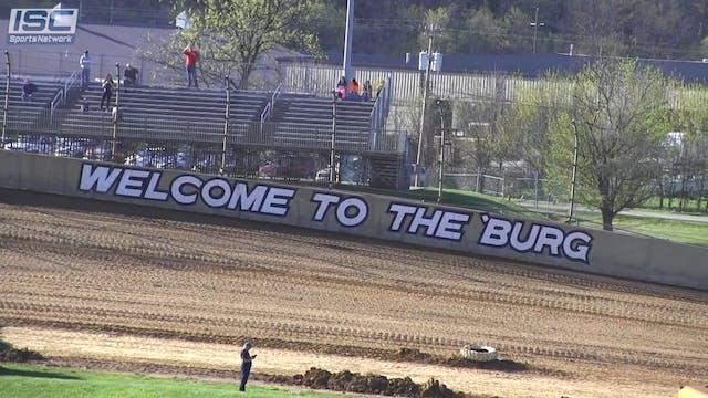 Lawrenceburg Speedway Racing 4-8-17