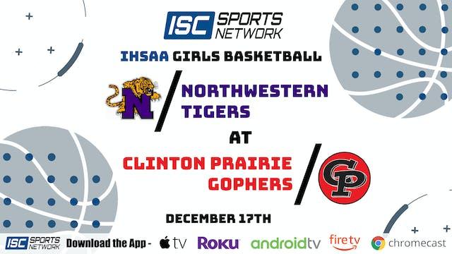 2020 GBB Northwestern at Clinton Prairie 12/17/20