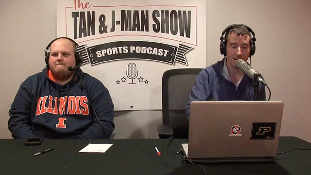 The Tan and JMan Show: Episode 164