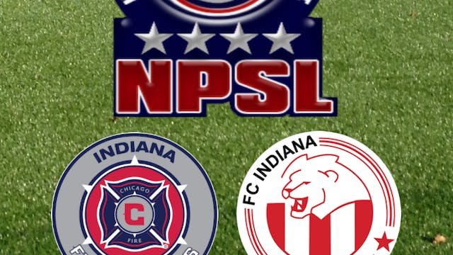 2015 NPSL Indiana Fire at FC Indiana
