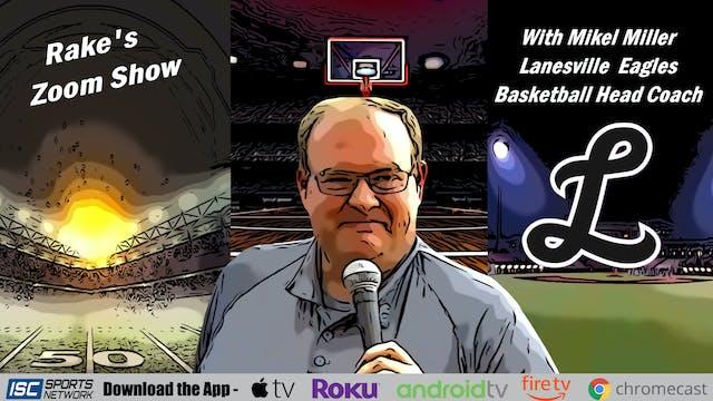 Rake's Zoom Show: Mikel Miller