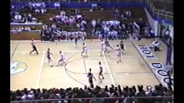 1992 IHSAA BBB Frankfort vs Rossville