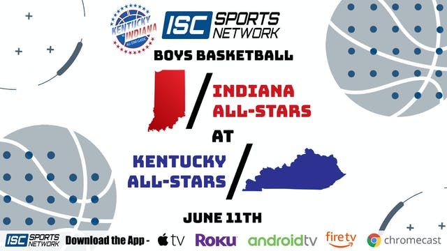 2021 BBB Indiana at Kentucky All-Stars 6/11/21