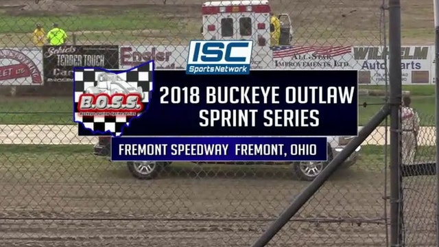2018 BOSS Series Racing: Fremont Spee...