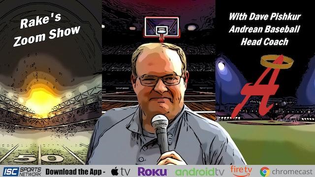 Rake's Zoom Show: Dave Pishkur