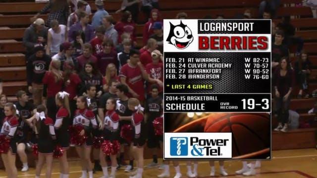2015 IHSAA Logansport vs Marion