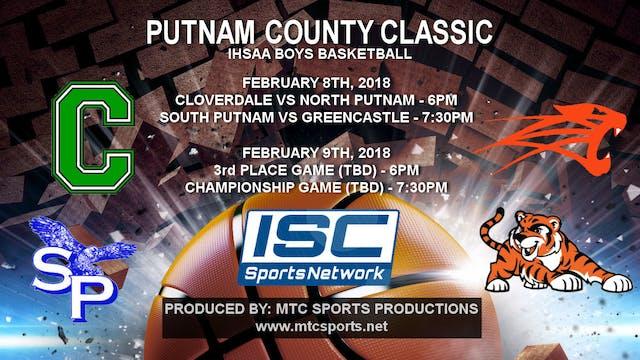 2018 PCT BBB Cloverdale vs North Putnam