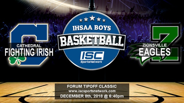 2018 FTC BBB Cathedral vs Zionsville