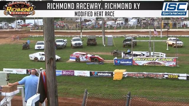 2018 B.O.S.S. Series Racing: Richmond Speedway 5/26/18