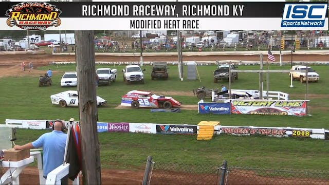 2018 B.O.S.S. Series Racing: Richmond...