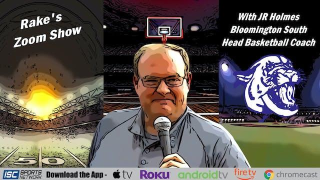 Rake's Zoom Show: JR Holmes