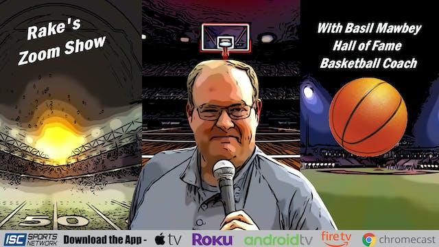 Rake's Zoom Show: Basil Mawbey