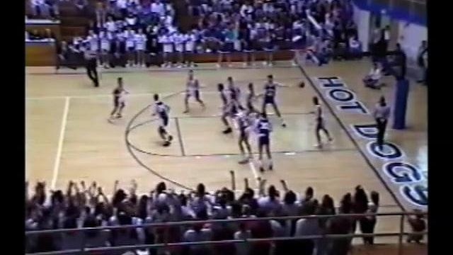 1992 IHSAA BBB Rossville vs Tipton